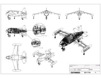 Cu-113 D Diagram by CUTANGUS
