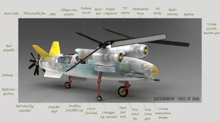 Cu-137D phantom view by CUTANGUS