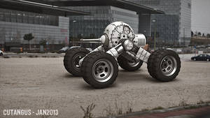 URBAN VEHICLE 297 by CUTANGUS