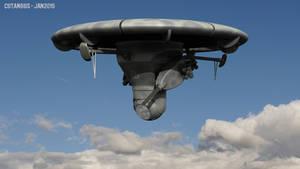 AEROSTATIC DRONE