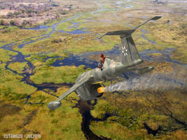 Early war jet by CUTANGUS