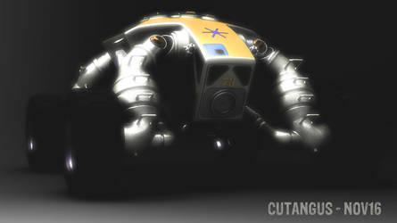 Hard Environment Multipurpose Vehicle HEMV-A01 by CUTANGUS