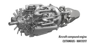 Compound Piston Engine A209