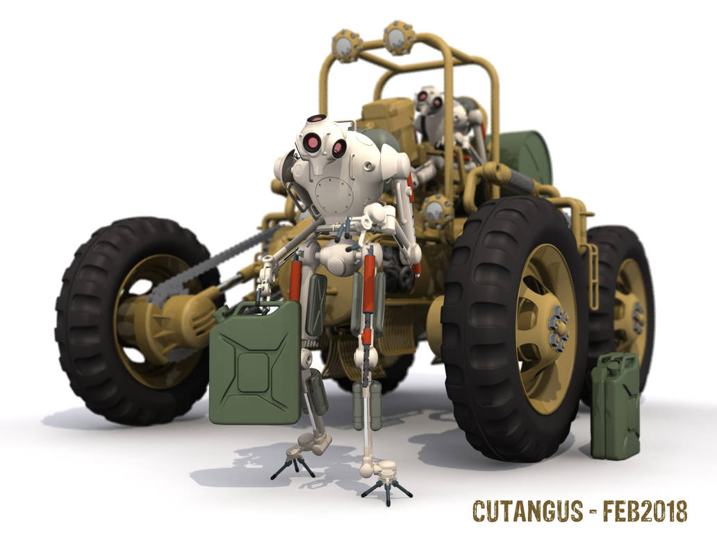 No more fuel to burn by CUTANGUS