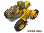 VEHICLE MODEL 389 VERSION G by CUTANGUS
