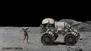 Manoeuvering in the Moon