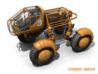 VEHICLE TYPE 396 Revision C by CUTANGUS