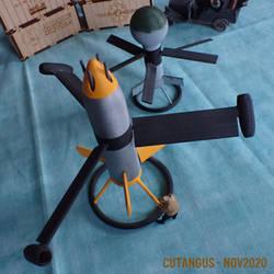 Another VTOL model kit