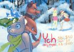 Snow fun(YCH CLOSED)