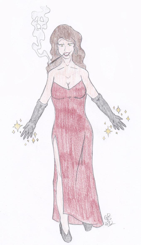 ELLOCABRUJA's Circe by gPsBassist