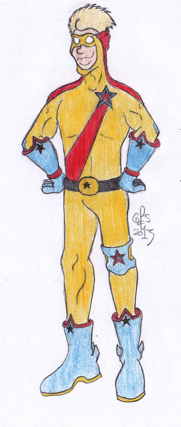 Captain Stellar by gPsBassist