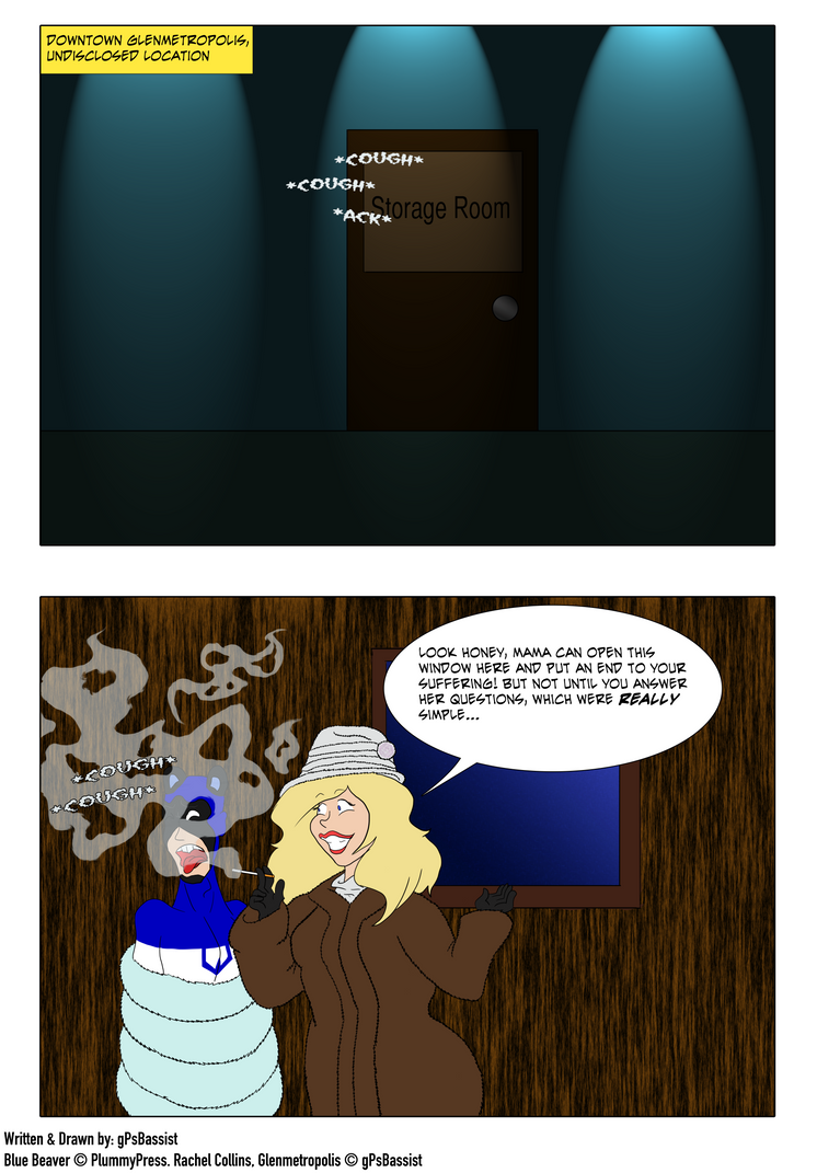 Page Of... Something by gPsBassist