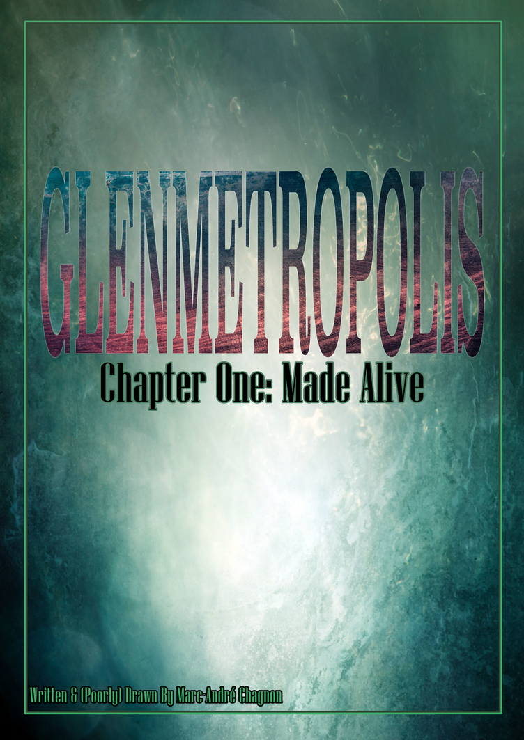 Chapter One Cover by gPsBassist