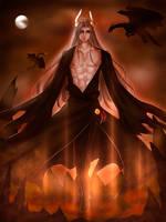 Merlin, the Dragon by Mihyuu
