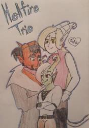 Hellfire Trio