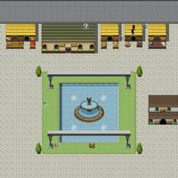 Xsainu Town Square [WIP]