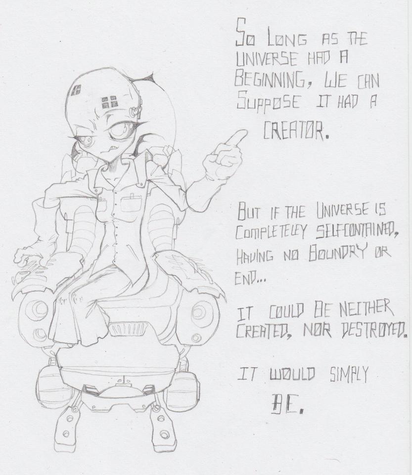 #44 waxing philosophical by DeustisOfShadows