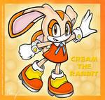 :: Cream the Rabbit