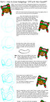 .: How to Draw Sonic's Head