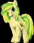 Glaze pony