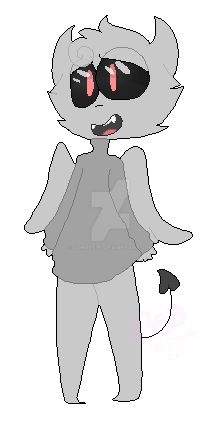 Aiden Pixel Pagedoll by Bea-the-pancake-cat