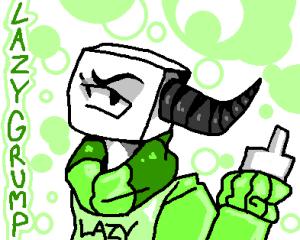 Lazygrump's Profile Picture