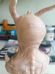 Demon bust #8 by RetardedDogProductns