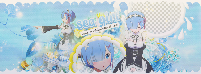 [New Art] Cover Blue Sea by lizz2004