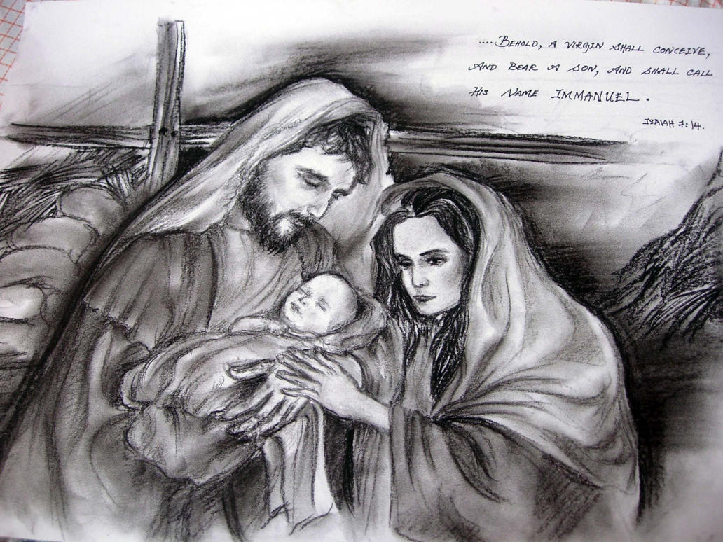 Away in a Manger by WhenPigsFry on DeviantArt