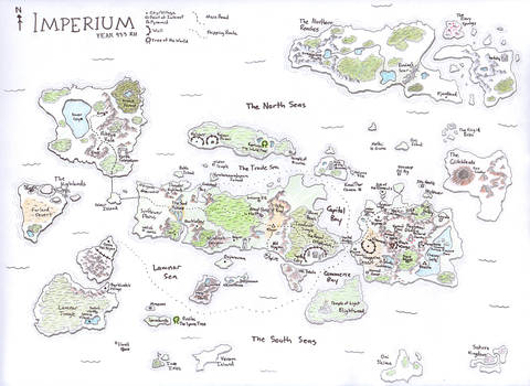 Imperium Map (By Kittywarlord)