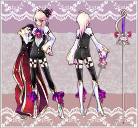 Lucius OC Concept 2 by Ruri-dere
