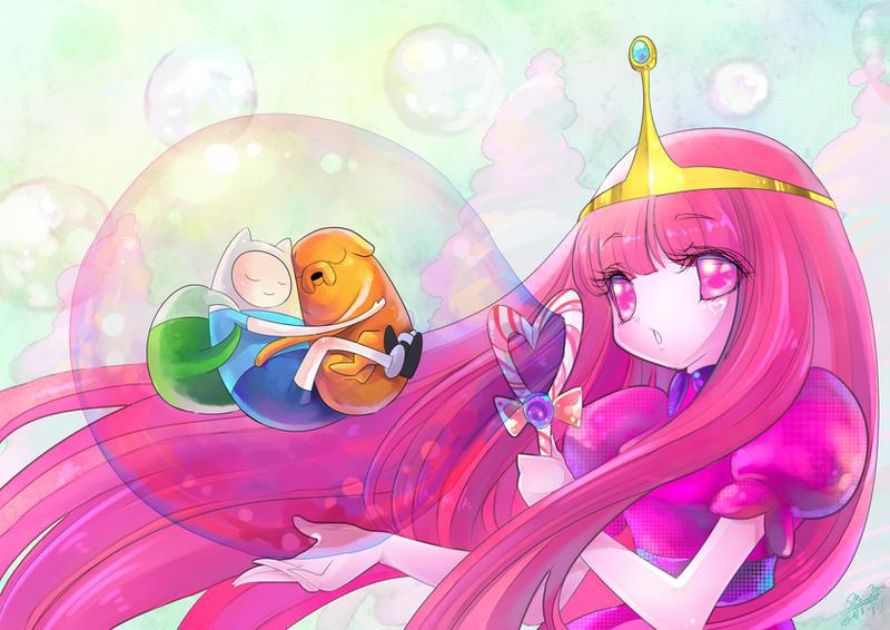 Bubble Dreams by Ruri-dere
