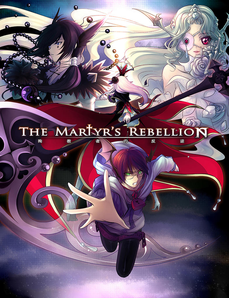 [Manga Release]The Martyr's Rebellion+[speedpaint] by Ruri-dere