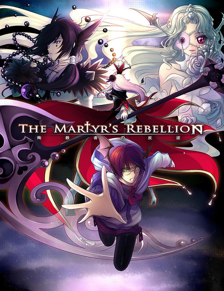 [Manga Release]The Martyr's Rebellion+[speedpaint] by Ruri-dere