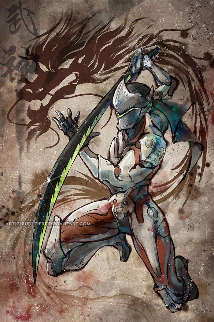 Genji by Ruri-dere