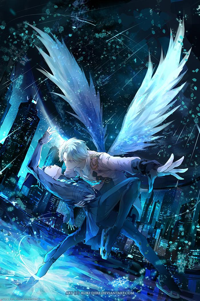Yuri On Ice by Ruri-dere