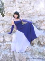 Princess of Saturn by LoveSenshi