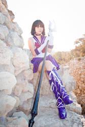 Sailor Saturn : the last Senshi