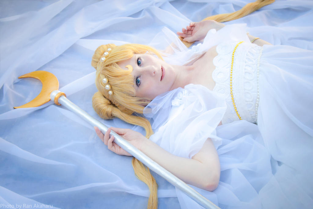 Moon Flower Serenity by LoveSenshi