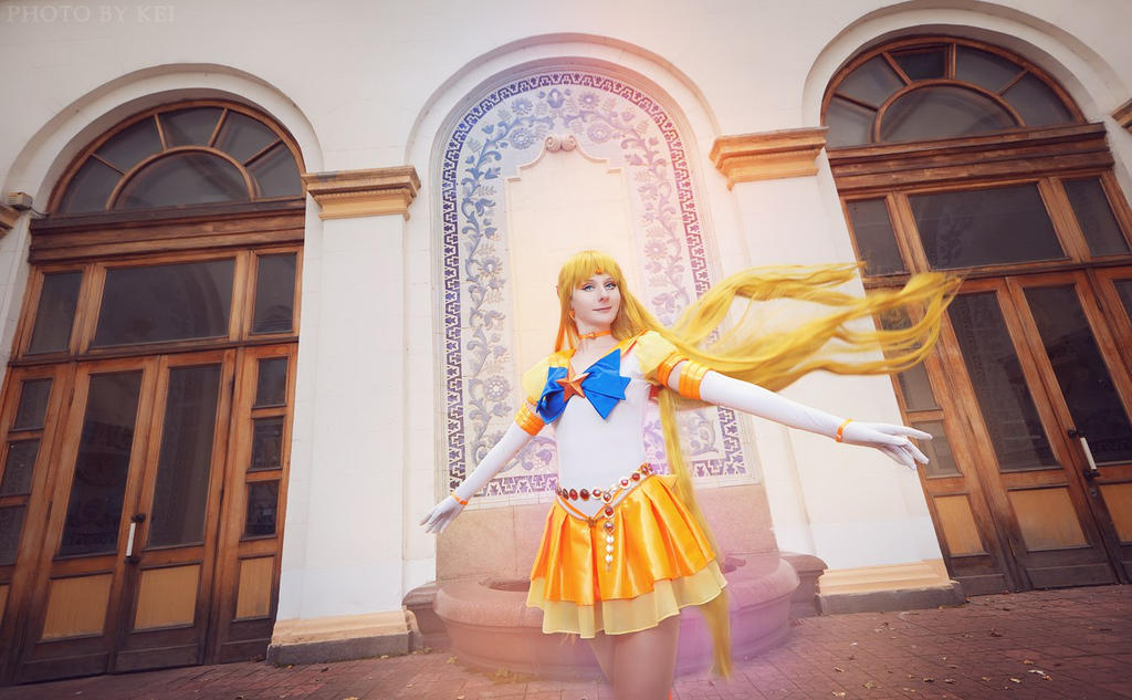Sailor Venus. Shining Goddes. by LoveSenshi