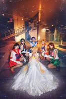 Sailor Guardians by LoveSenshi