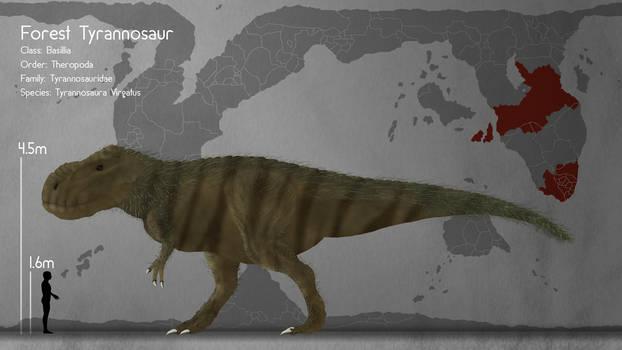 Forest Tyrannosaur