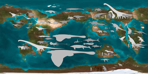 Enkei Fauna Map