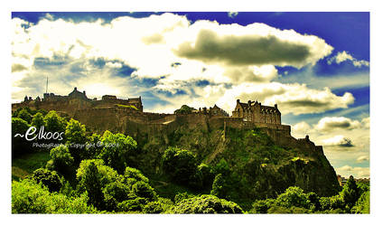 Edinburgh by Elkoos