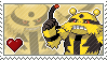 Electivire Stamp by Porygon-Z