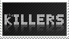 The Killers Stamp by Porygon-Z