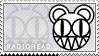 Radiohead Stamp by Porygon-Z