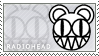 Radiohead Stamp by Porygon-Z