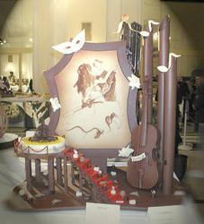 Chocolate Centrepiece