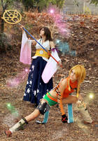 Final Fantasy X - Another send by YunaB-Rabbit